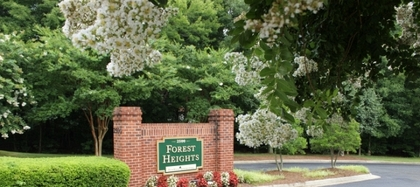 Forest Heights Senior Living Community at Winston-Salem, NC