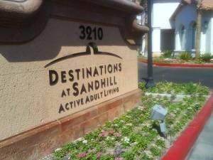 Destinations at Sandhill at Las Vegas, NV