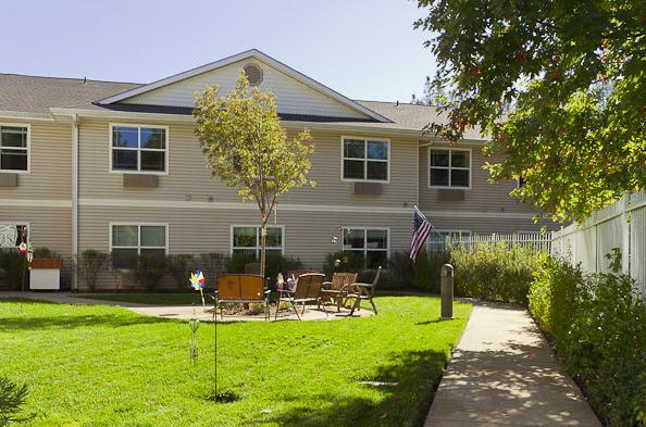Oak Knoll at Paradise, CA