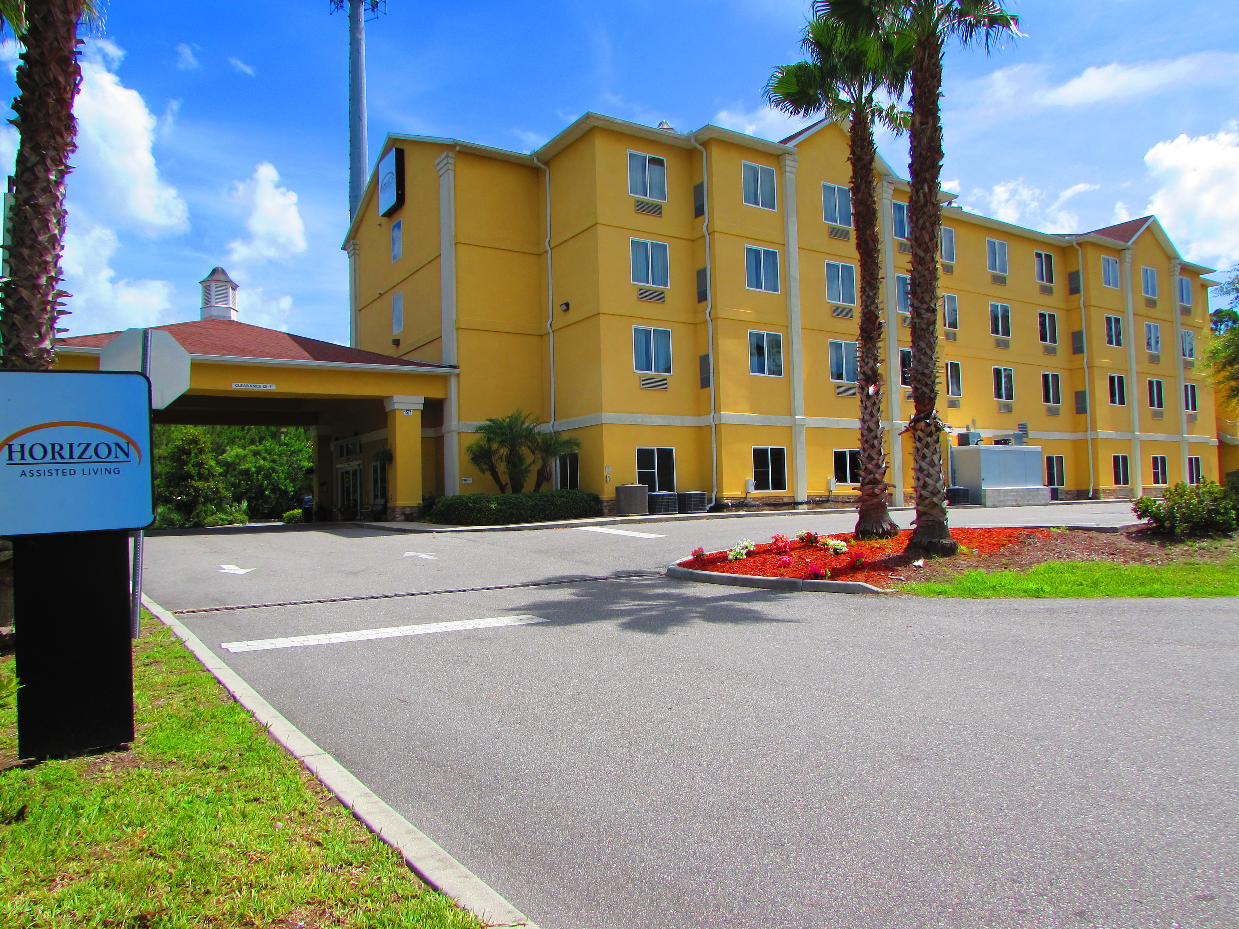 Horizon Assisted living at Ormond Beach, FL