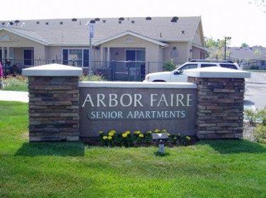 Arbor Faire Apartments at Fresno, CA