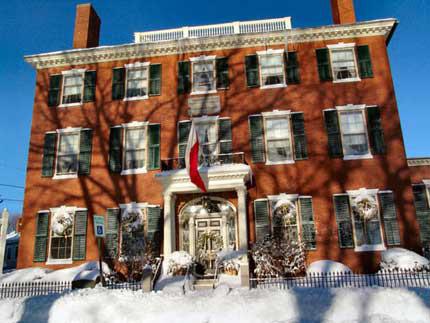 John Bertram House at Salem, MA