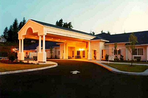 Inland Point Retirement Cottages and Assisted Living at North Bend, OR
